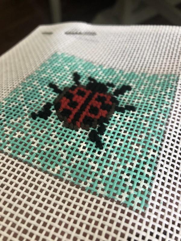 Jenny Henry Designs Needlepoint Kit