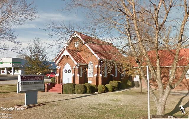 Westminster Methodist GE