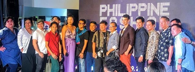 Philippine Fashion Revolution 2019 Philippine Weaves