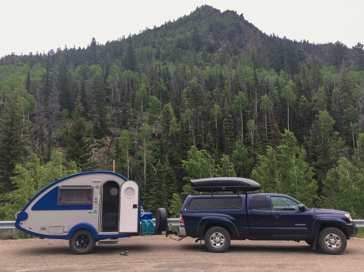Fishlake National Forest Camp