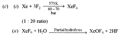 ISC Chemistry Question Paper 2011 Solved for Class 12 Q7