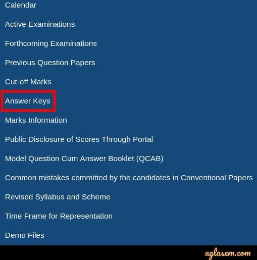 CDS Answer Key 2021