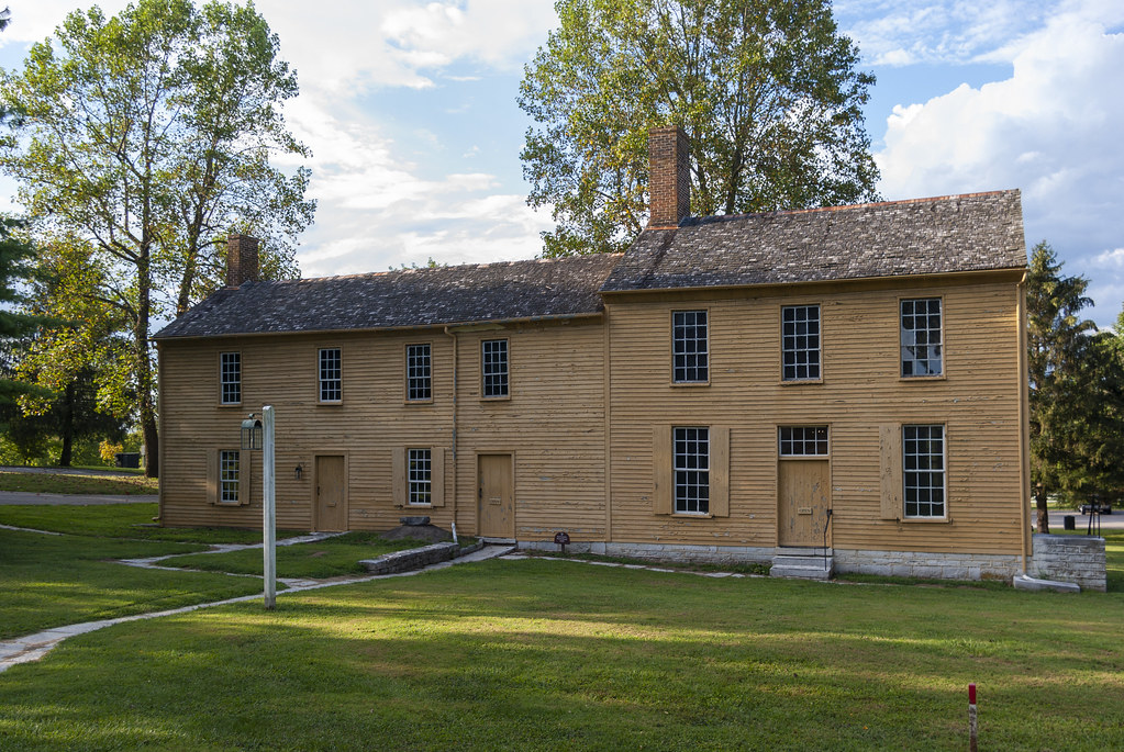 Shaker Village at Pleasant Hill