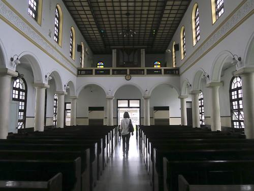 台南神學院/戰後重要建築「頌音堂」