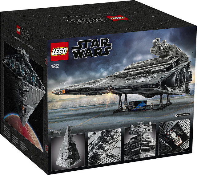 LEGO Star Wars 75252 Imperial Star Destroyer