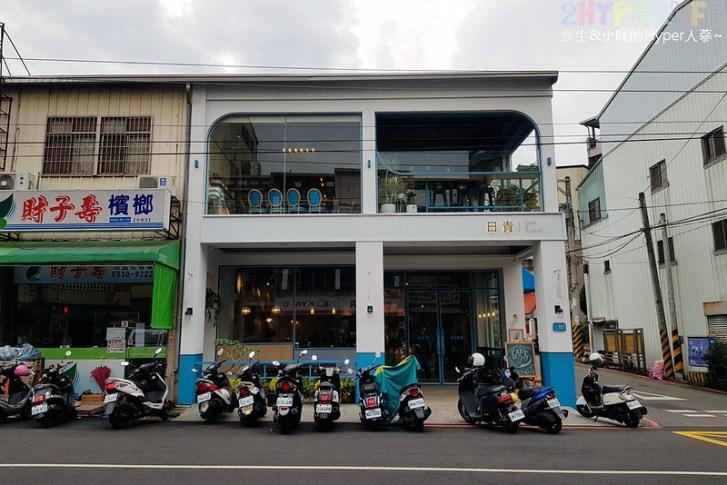 48681500886 efbc9c96fe c - 用藍與白構築的日青咖啡,內外都有美美的彩繪牆~有好喝咖啡之外還有販賣麵包與果醬呦!
