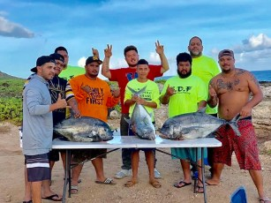 These fish were caught on September 1, 2019