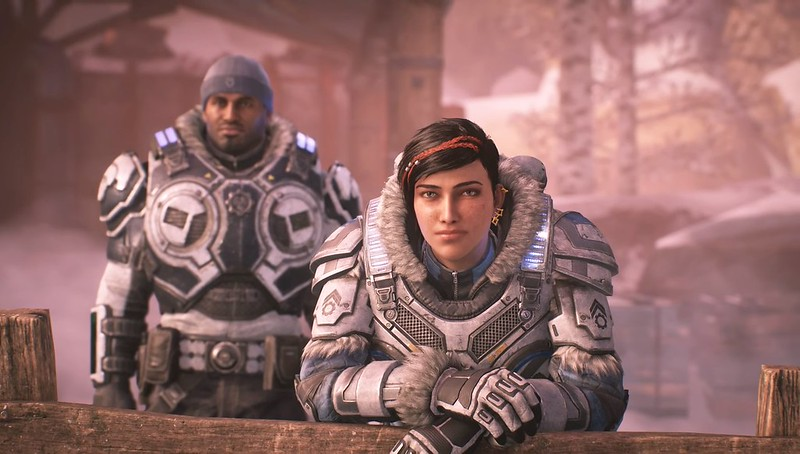 Gears 5 - It's About Me