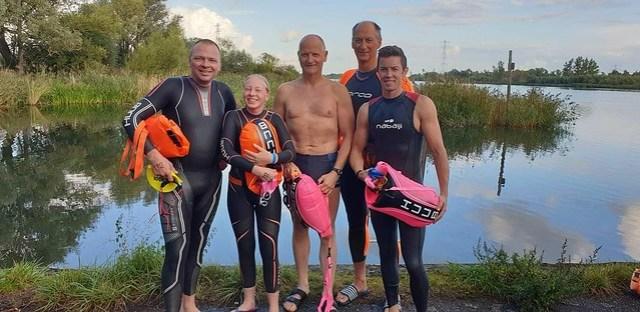 Sport-active BV Biesbosch Zwemtocht