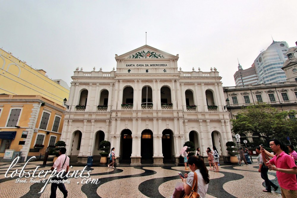 Holy House of Mercy | Macau, China