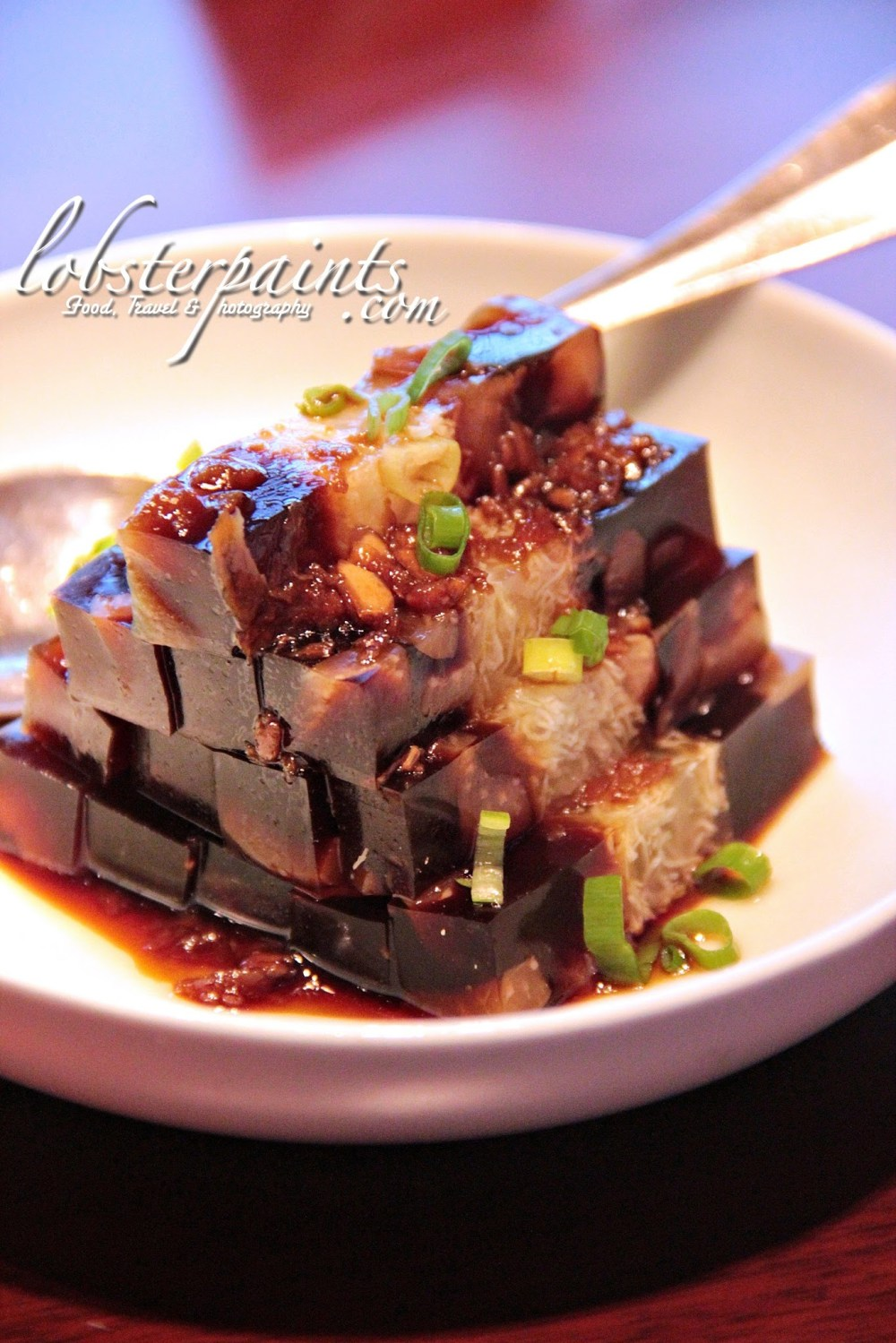 Pork and Crab Meat Terrine 京味蟹肉皮冻 @ Beijing Kitchen 滿堂彩 | Grand Hyatt, City of Dreams, Macau