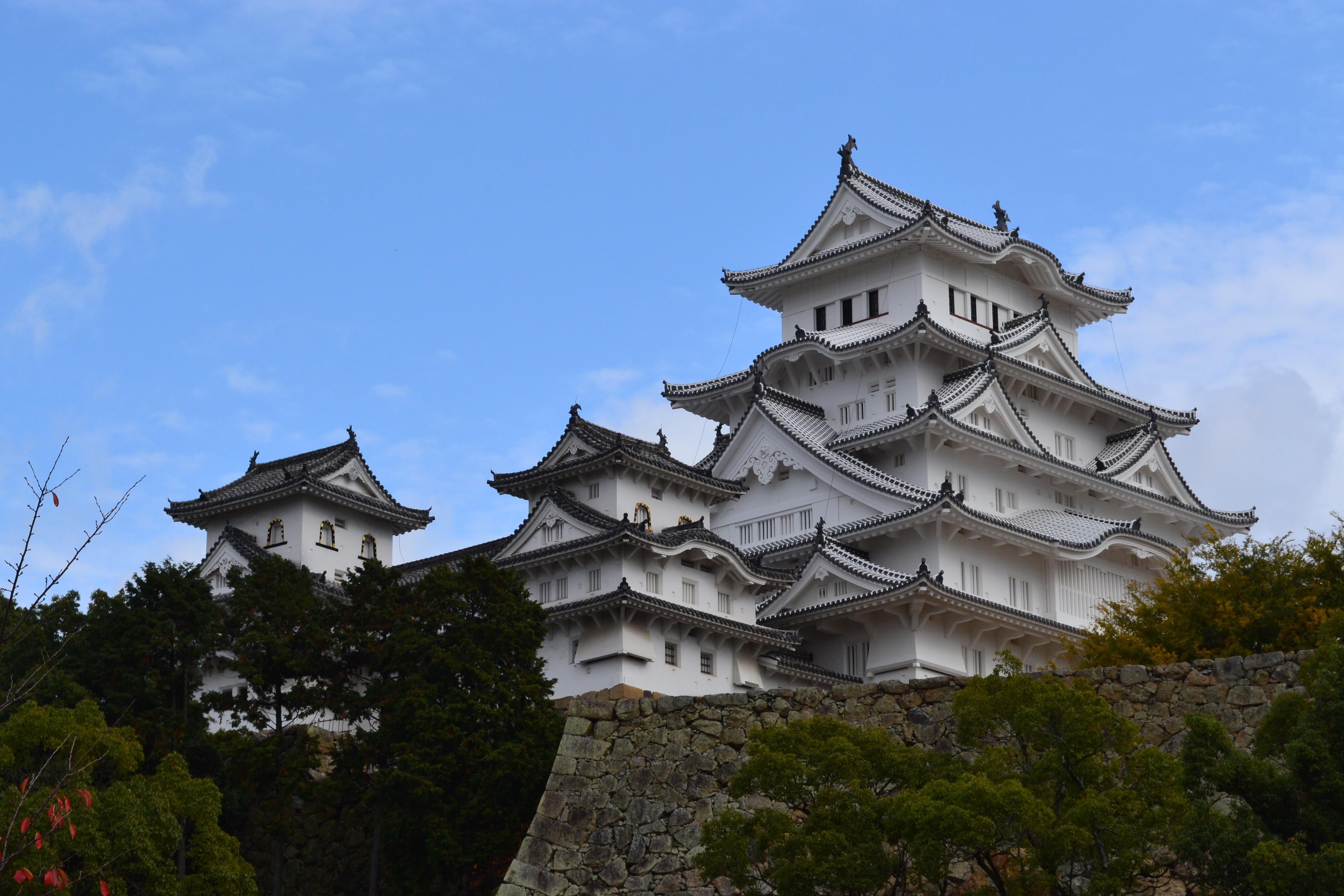 Japan Day 8 – Himeji Castle 姫路城, Osaka (Dōtonbori)