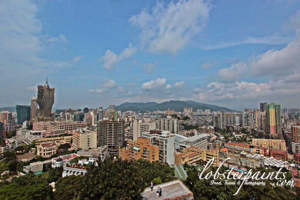 Guia Lighthouse & Fortress 東望洋燈塔 & 炮台 | Macau, China