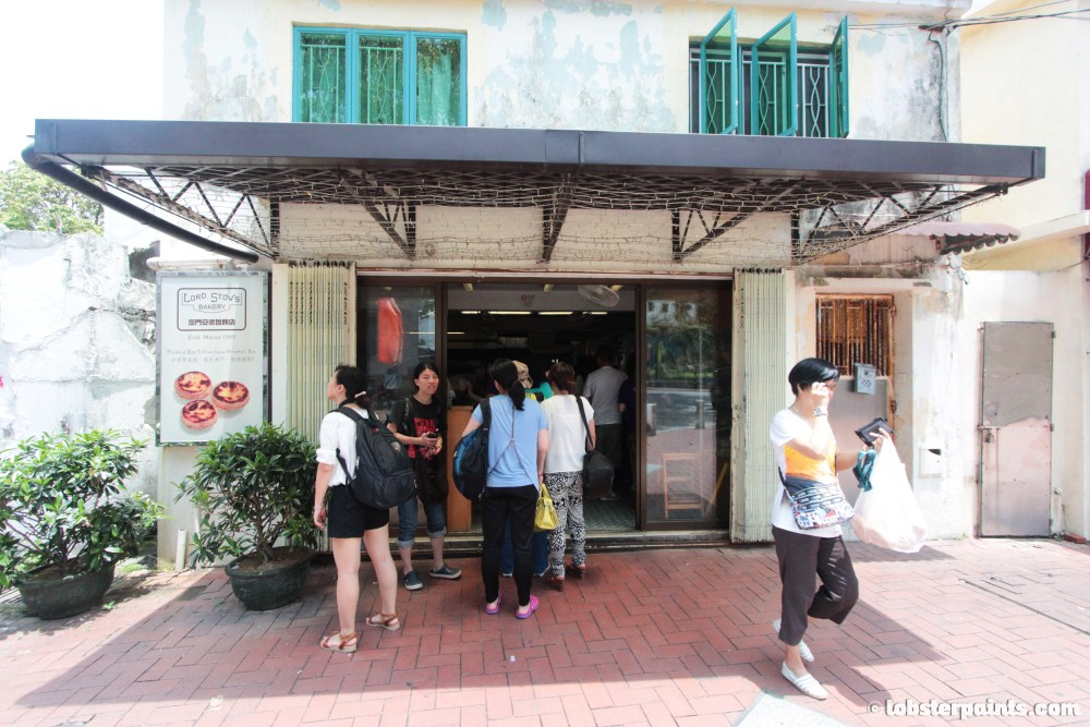 Lord Stow's Bakery | Macau, China