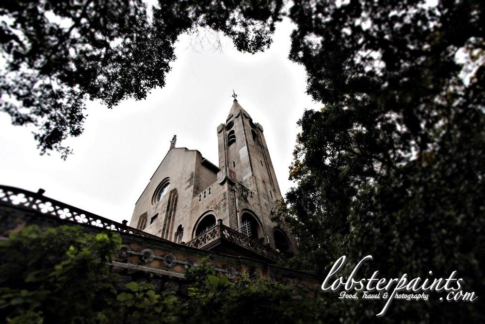 Penha Church 主教山小堂 | Macau, China