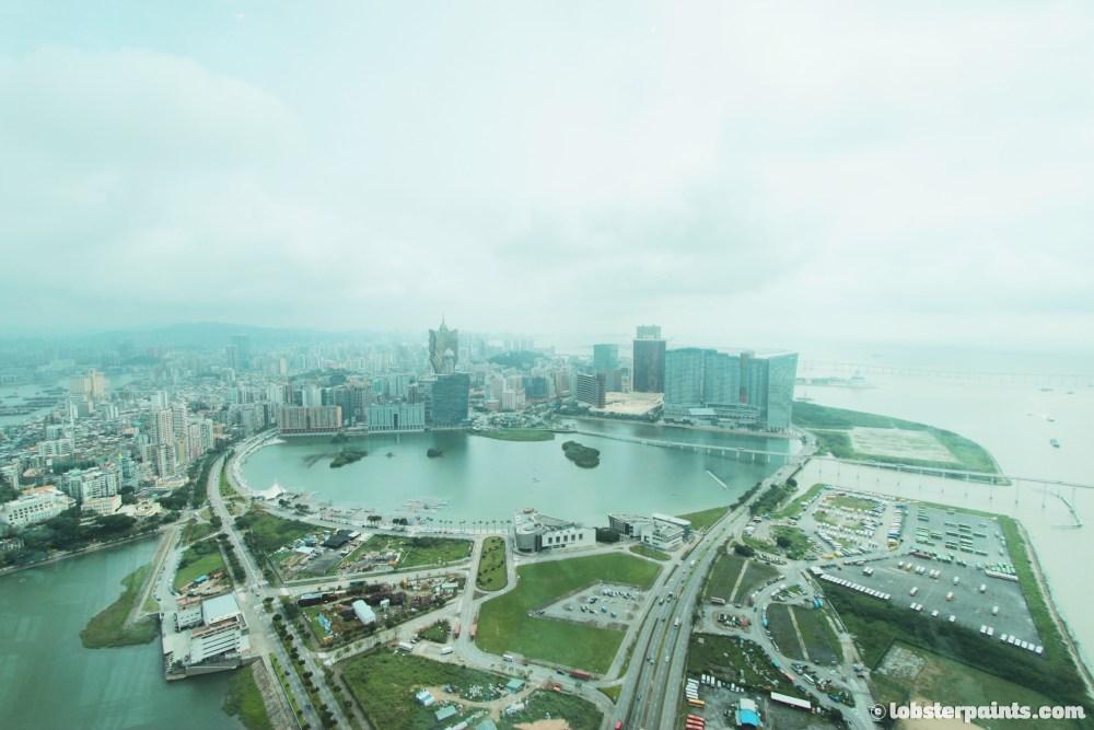 View from Macau Tower | Macau, China