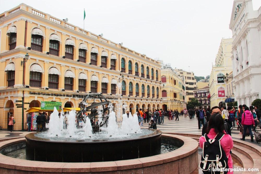 Senado Square 議事亭前地 | Macau, China