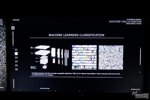 Artechouse NYC Machine Hallucination