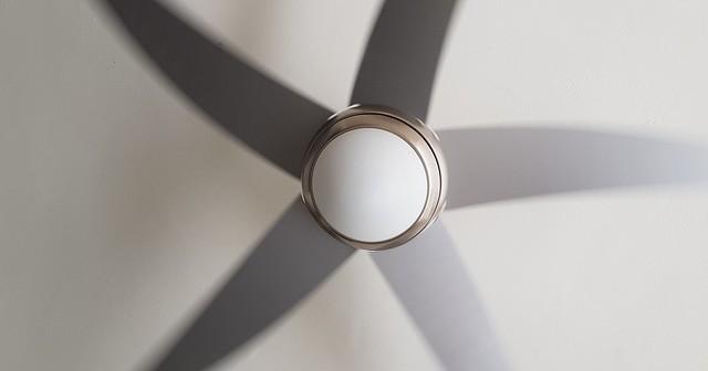 herfst plafondventilator warm zomer