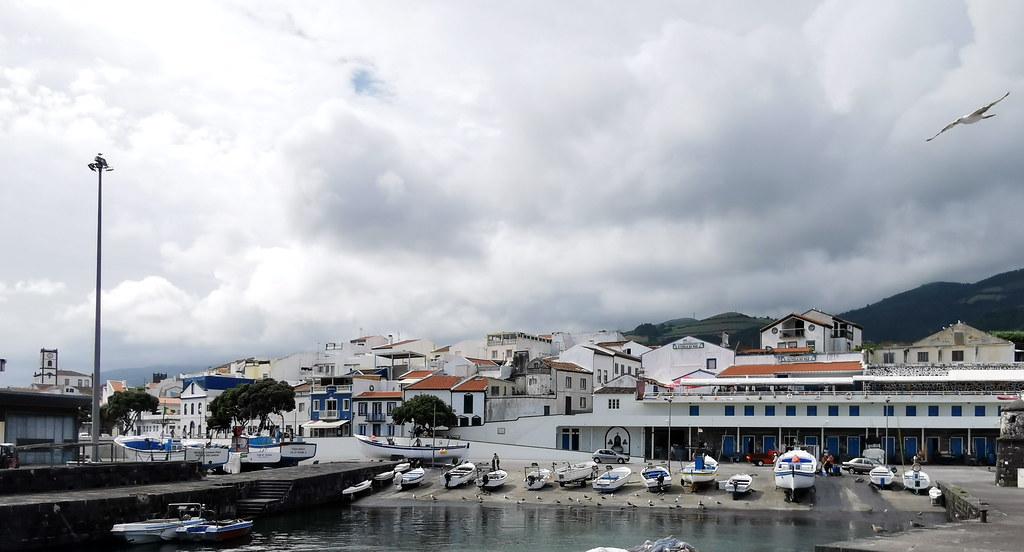 puerto de San Pedro de Vila Franca do Campo Isla San Miguel Azores Portugal 02