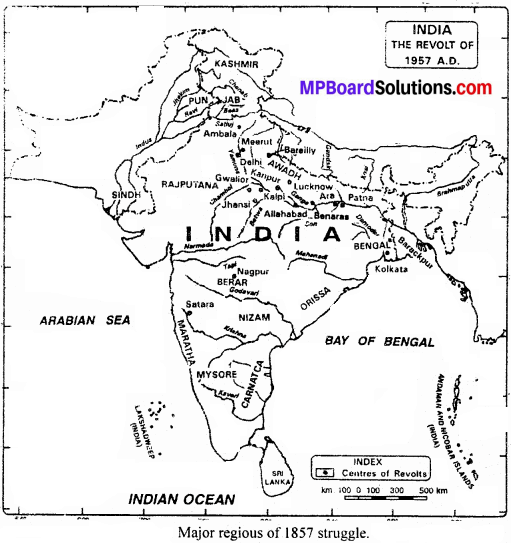 MP Board Class 8th Social Science Solutions Chapter 3 Struggle Against the British Rule-3