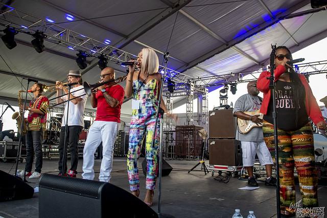 Chuck Brown Band @Reach