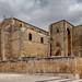 Iglesia Santa María La Blanca - Villalcázar de Sirga (Palencia).