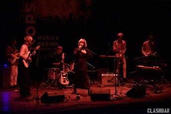 Cate Le Bon @ Hopscotch Music Festival, Raleigh NC 2019
