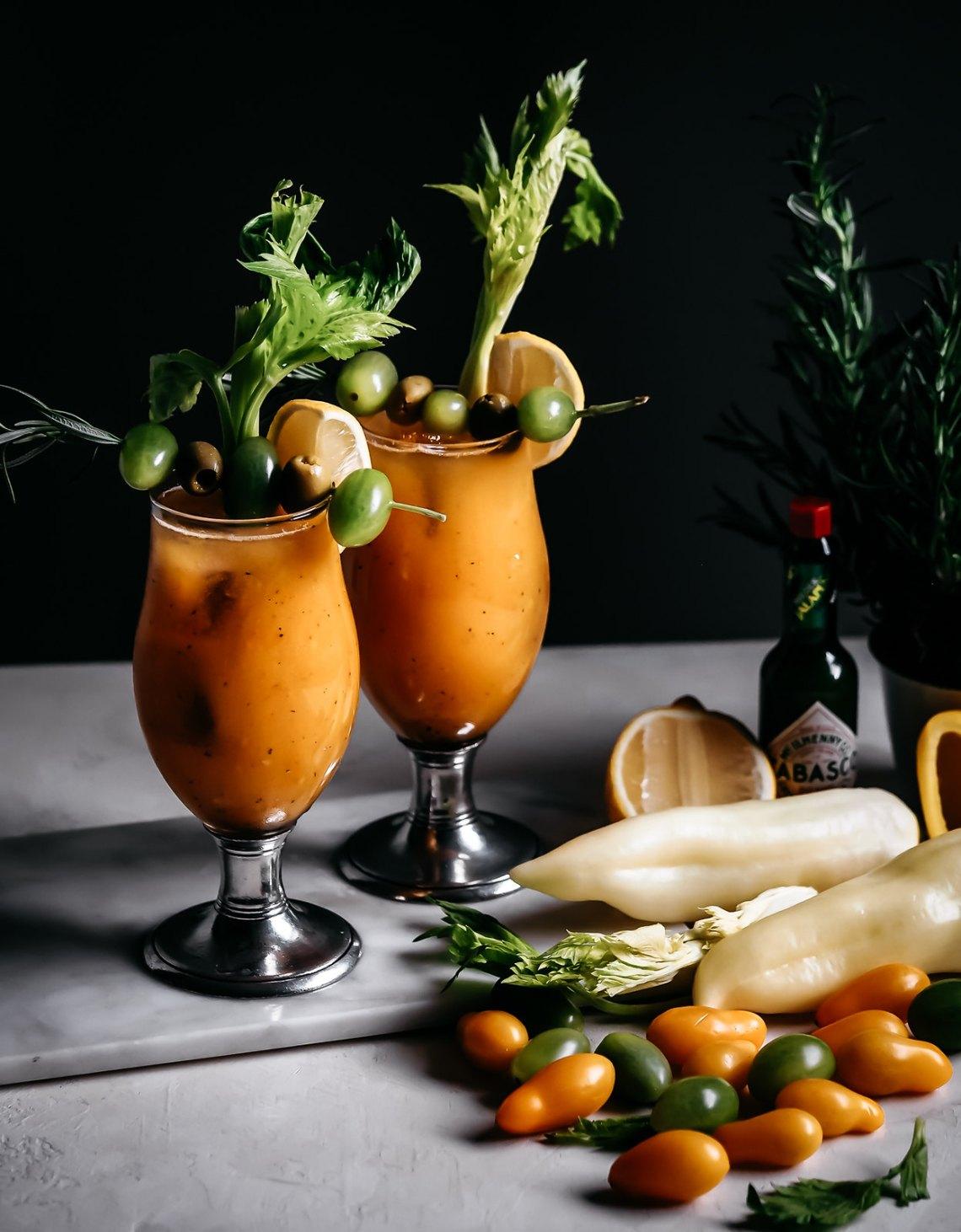 gazpacho cocktail