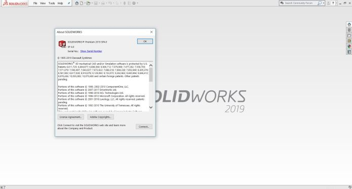 SolidWorks 2019 SP4.0 Full Premium Multilanguage x64