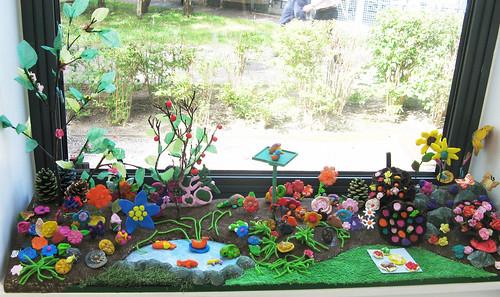 Stitch in Time: Garden Theme