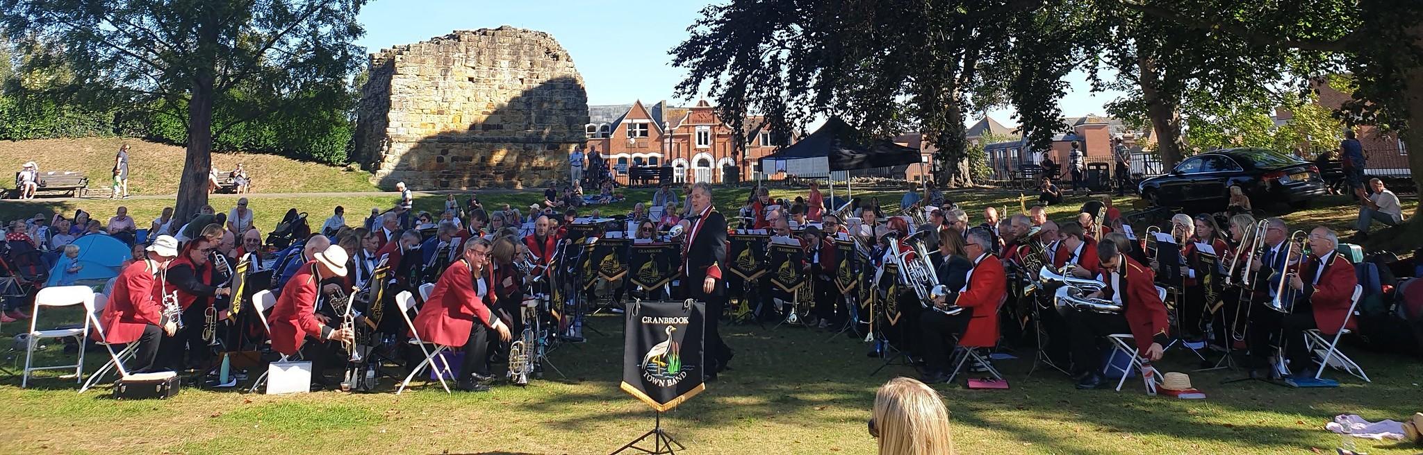 MacMillan Fundraiser – Tonbridge Castle