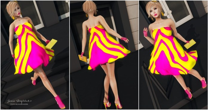 LOTD 1340 - Just walk for you. Ignore the glances.