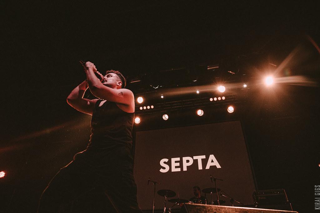 Septa - Live at Bingo, Kyiv [31.08.2019]