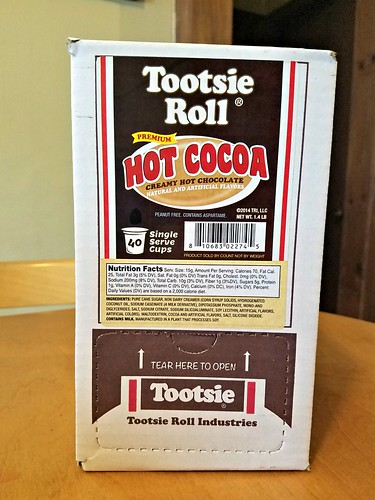 Tootsie Roll Hot Cocoa Giveaway ~ Ends 10/2 #MySillyLittleGang @SMGurusNetwork @BrooklynBeans1