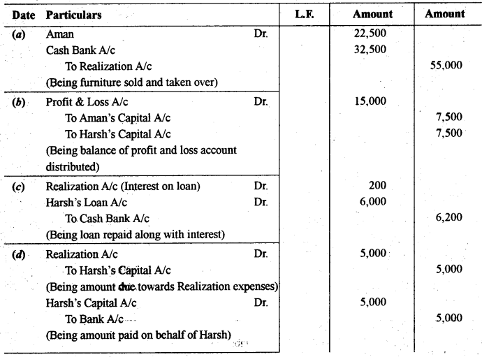 ISC Accounts Question Paper 2014 Solved for Class 12 23
