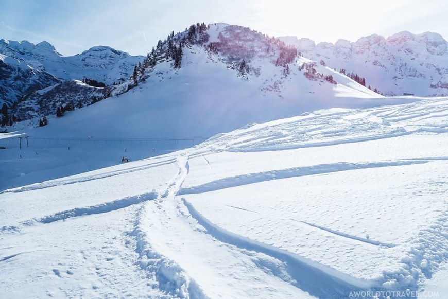 Portes du Soleil - A World to Travel