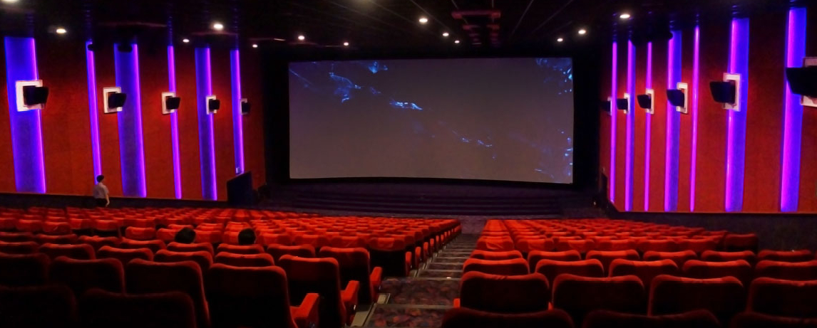 A Visit To A Cinema Show Essay