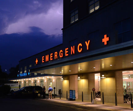 Essay on A Visit To A Hospital