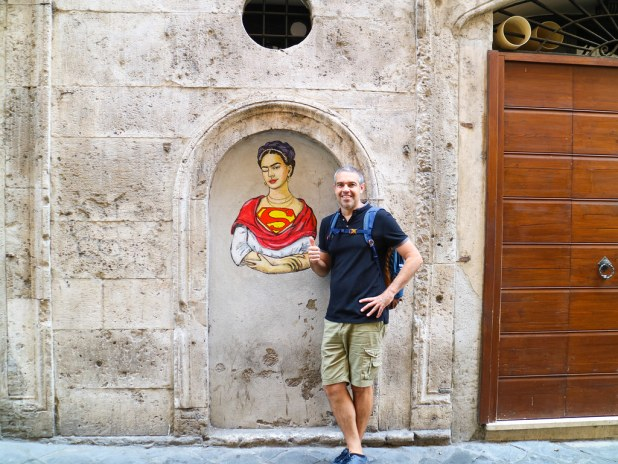 Street Art en Roma