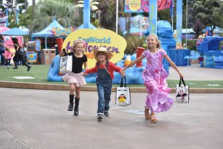 Spooktacular kids in costume