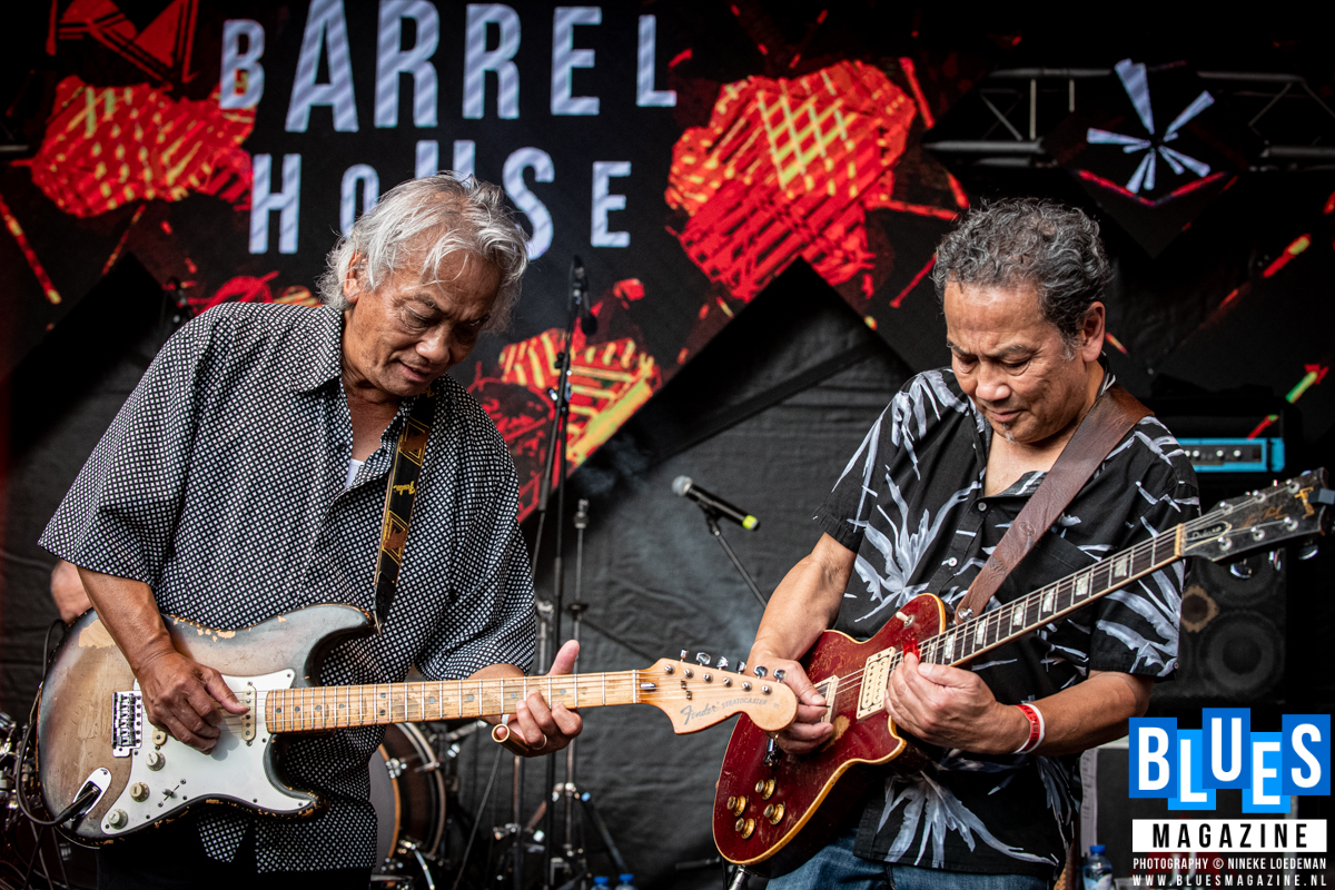 Barrelhouse @ JJ's Blues And Roots Festival