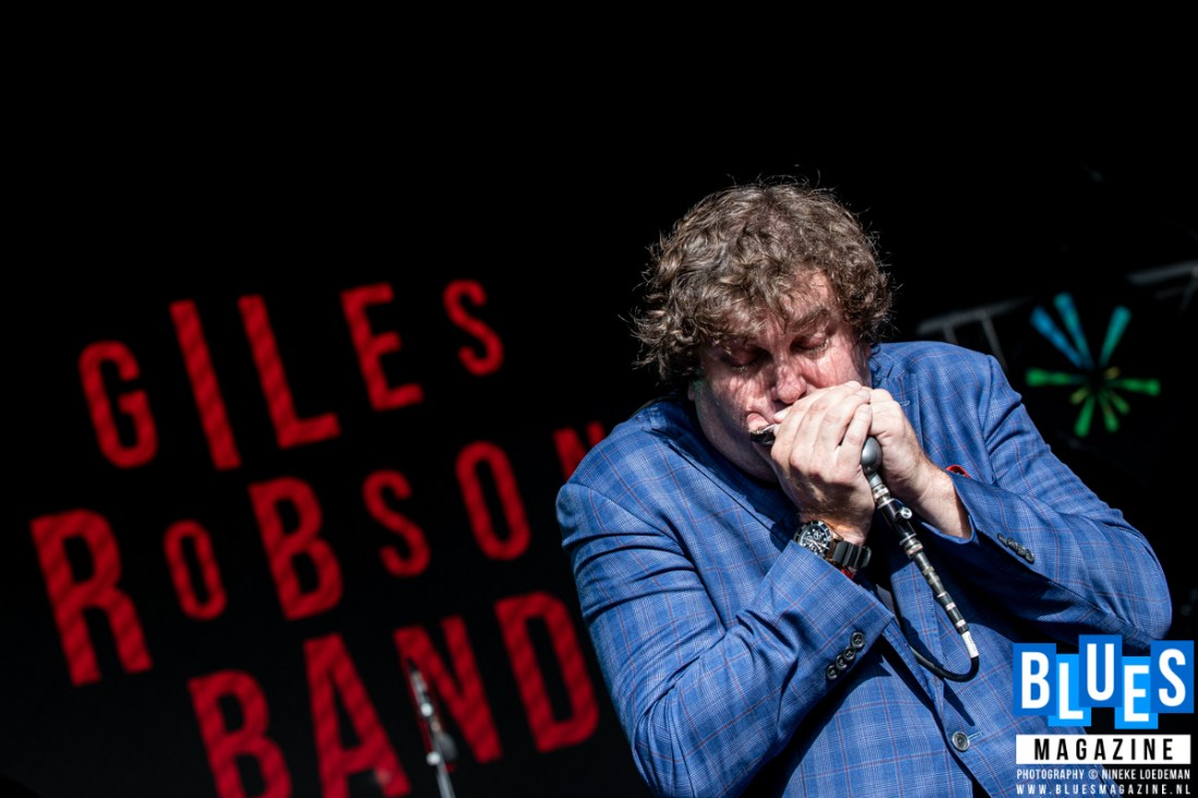 Giles Robson Band @ JJ's Blues And Roots Festival