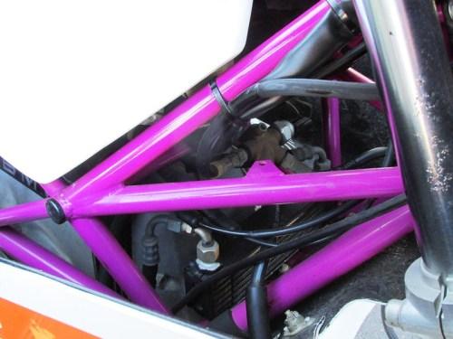 Krauser MKM1000 Frame Detail