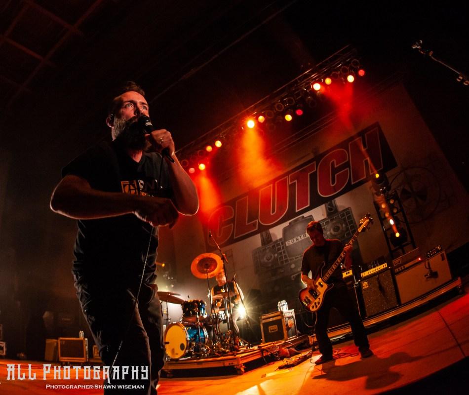 Clutch - Express Live Columbus, OH