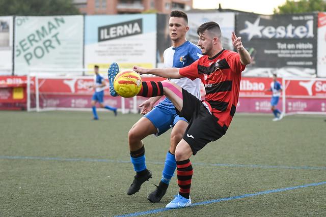 EFAC Almacelles - CF Can Vidalet (J3)