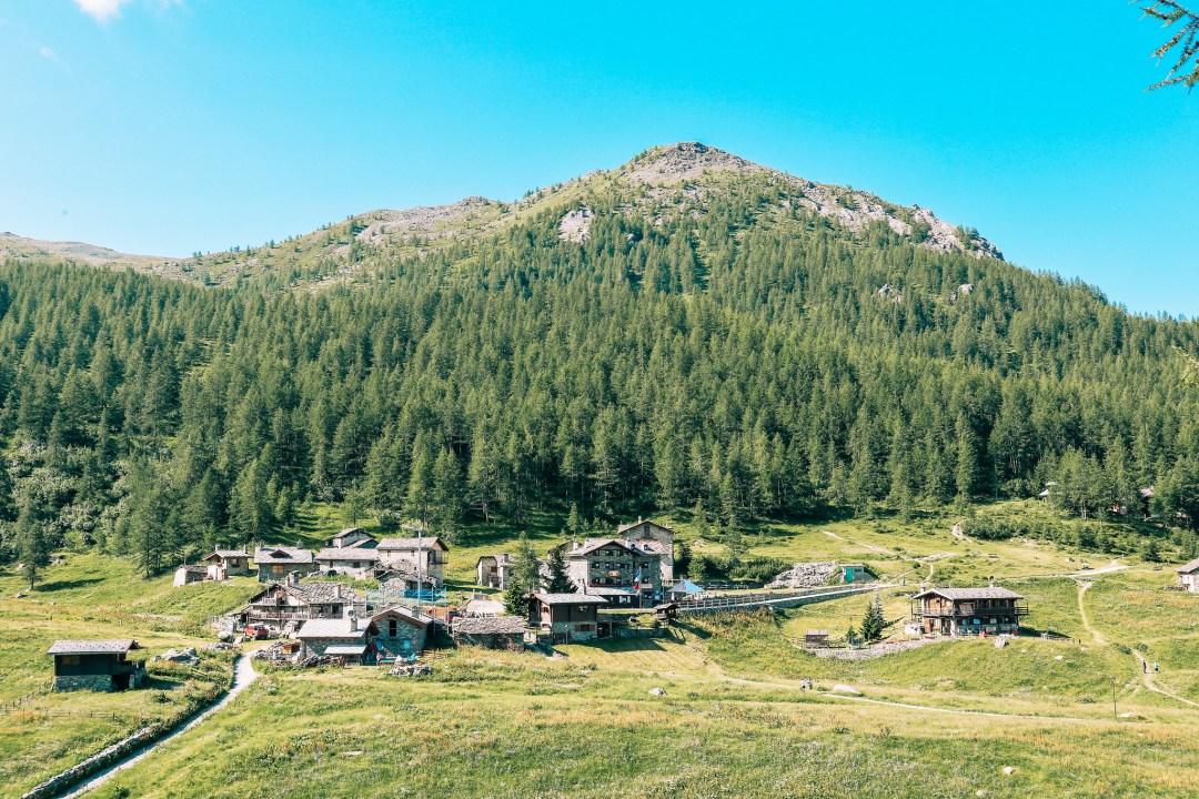 Cheneil, Valtournenche