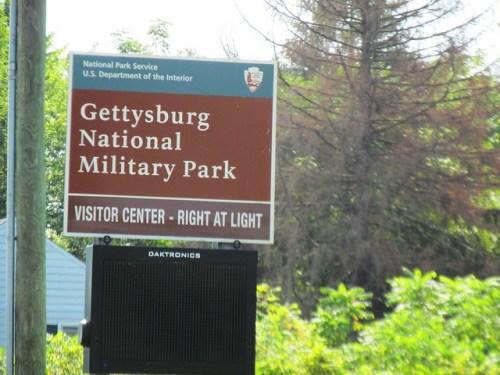 Gettysburg Battlefield Park