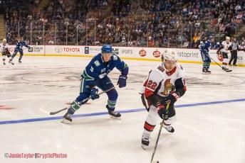 Vancouver Canucks vs. Ottawa Senators @ Abbotsford Centre - September 23rd 2019