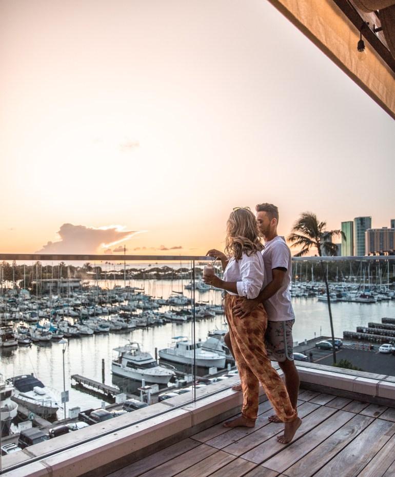 Prince Waikiki Sunny Side Up Promotion